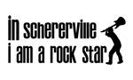 In Schererville I am a Rock Star