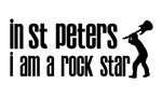 In ST. Peters I am a Rock Star