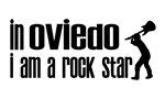 In Oviedo I am a Rock Star