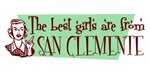 Best Girls are from San Clemente