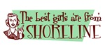 Best Girls are from Shoreline
