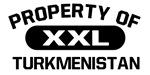 Property of Turkmenistan
