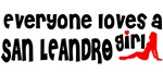 Everyone loves a San Leandro Girl