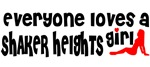 Everyone loves a Shaker Heights Girl