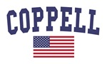 Coppell US Flag