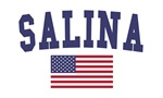 Salina US Flag