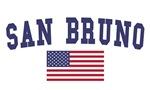 San Bruno US Flag