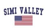 Simi Valley US Flag