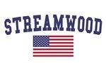 Streamwood US Flag
