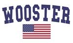 Wooster US Flag