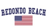 Redondo Beach US Flag