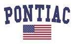 Pontiac US Flag