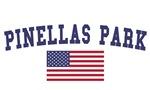 Pinellas Park US Flag