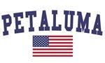 Petaluma US Flag