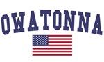 Owatonna US Flag