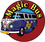 Magic Bus Logo Products