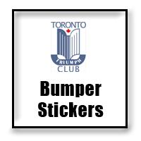 TTC Bumper Stickers