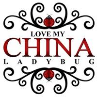 Love My China Ladybug