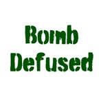 Bomb Defused
