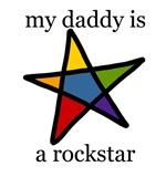 my daddy is a rockstar