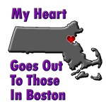 Heart Goes Out to Boston