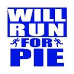 Run for Pie (Blue)