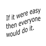 Too Easy