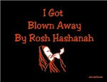 I Got Blown Away By Rosh Hashanah
