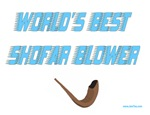 World's Best Shofar Blower