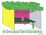 Succah Be It Ever So Humble