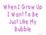 Just Like My Bubbie