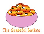 The Grateful Latkes Hanukkah