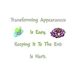 Transforming Appearances Gifts