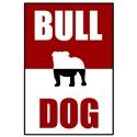 Classic Red Bulldog