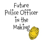 Future Police Officer in the Making