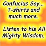 Confucius Say Humor