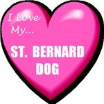 St. Bernard Lover T-Shirts