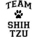 Team Shih Tzu T-Shirts