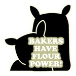 Bakers Have Flour Power