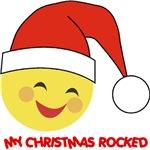 My Christmas Rocked