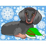 Dachshund Holiday