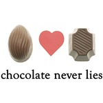 Chocolate Never Lies