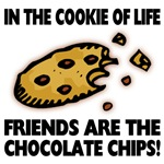 Chocolate Chip Friends