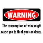 Wine Warning