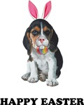 Easter Bunny Beagle