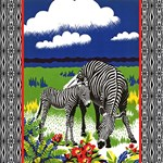 African Wildlife Art