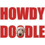 Howdy Goldendoodle T-Shirts
