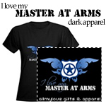 Master at Arms Dark Apparel