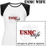 USMC Wife EGA Tshirts and Gifts