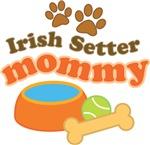 Irish Setter Mommy T-shirts and Gifts